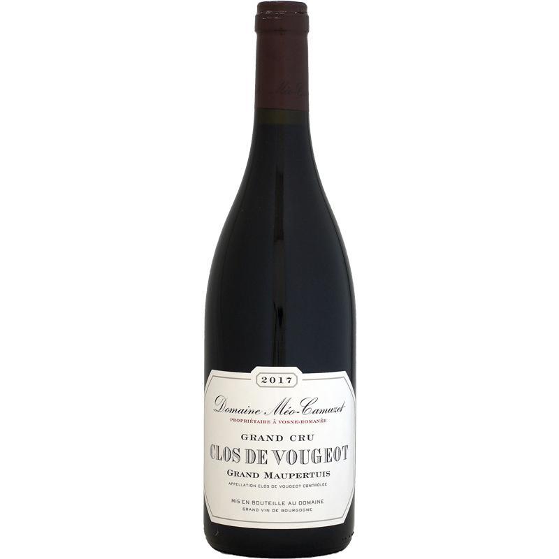 赤ワイン wine ドメーヌ・メオ・カミュゼ クロ・ド・ヴージョ グラン・クリュ 2017年 750ml