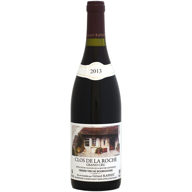 赤ワイン wine ジェラール・ラフェ クロ・ド・ラ・ロシュ 2013年 750ml