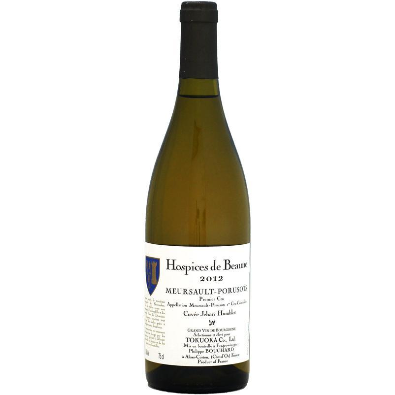 白ワイン wine オスピス・ド・ボーヌ ムルソー 1er ポリュゾ キュヴェ・ジュアン・アンブロ 2012年 750ml