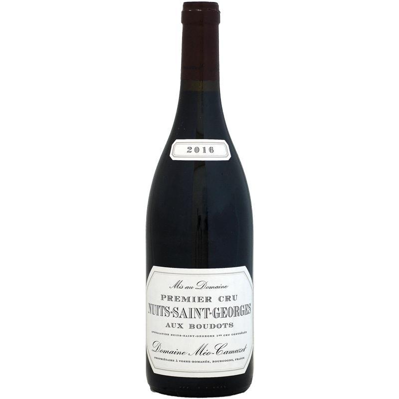 赤ワイン wine 2016年 ドメーヌ・メオ・カミュゼ ニュイ・サン・ジョルジュ 1er オー・ブド 750ml