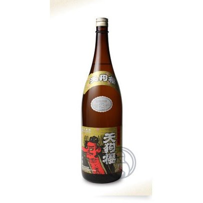 天狗櫻 25度 1800ml 白石酒造/鹿児島県 焼酎|umeshu|02