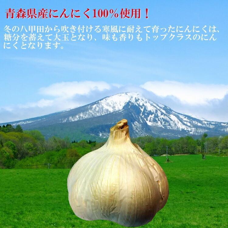 長者様の七味にんにく 業務用250g( 青森にんにく100% 七味唐辛子 )|uminekotayori|03