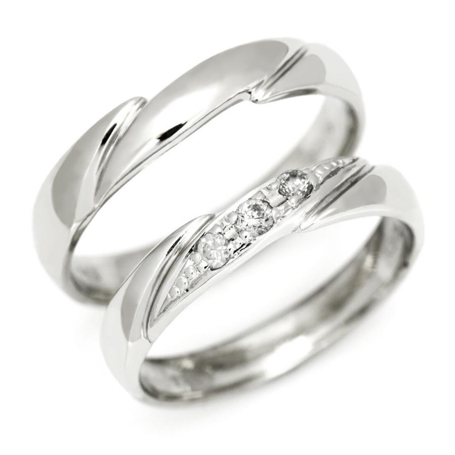 『3年保証』 K18WG Lady's& Men's マリッジリング Men's 4月誕生石 指輪 アクセサリー Lady's 指輪 結婚指輪, 野迫川村:fe3fe09f --- airmodconsu.dominiotemporario.com
