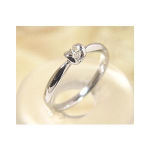最新作の K18WG ダイヤモンド シンプルリング (サイズ1号〜20号) 4月誕生石 アクセサリー 指輪, スターパーツ efc81ea7