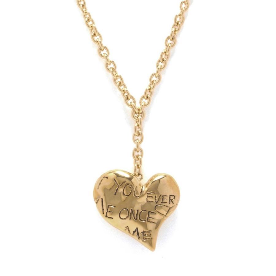 大人気定番商品 VivienneWestwood ネックレス VALENTINES HEART PENDANT バレンタイン ハート ペンダント BN1585-1 レディース ANTIQUE GOLD 7AGD, SLOW GAN 7b9b285c