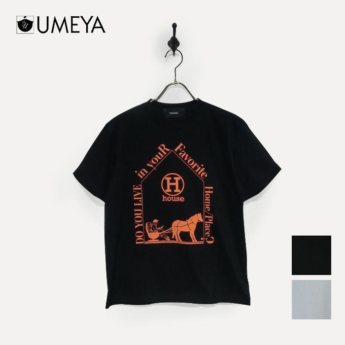 アートデザインTシャツ une-chance