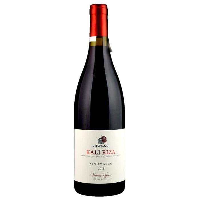 カリ・リーザ[2015]キリ・ヤーニ 赤 750ml Kir-Yianni[Kali Riza]ギリシャ 赤ワイン|unibiswine|02