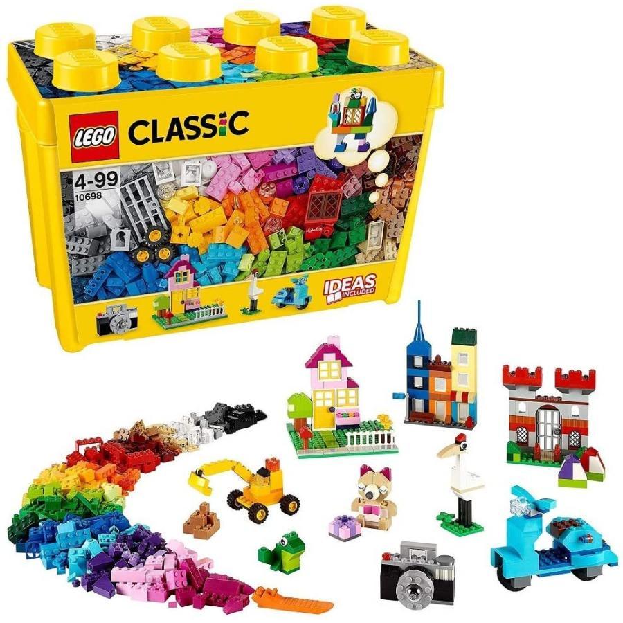 レゴ (LEGO) クラシック 黄色のアイデアボックス <スペシャル> 10698 おもちゃ 玩具 ブロック 知育玩具 男の子 女の子 基 unibizonlinestore 02