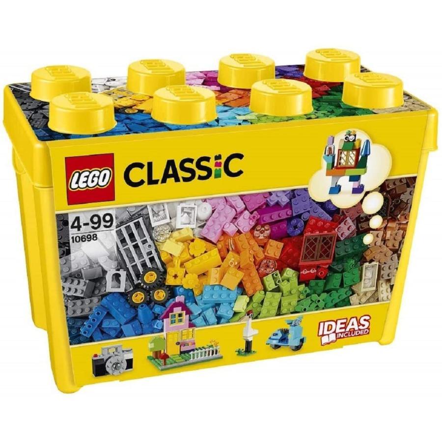 レゴ (LEGO) クラシック 黄色のアイデアボックス <スペシャル> 10698 おもちゃ 玩具 ブロック 知育玩具 男の子 女の子 基 unibizonlinestore 17