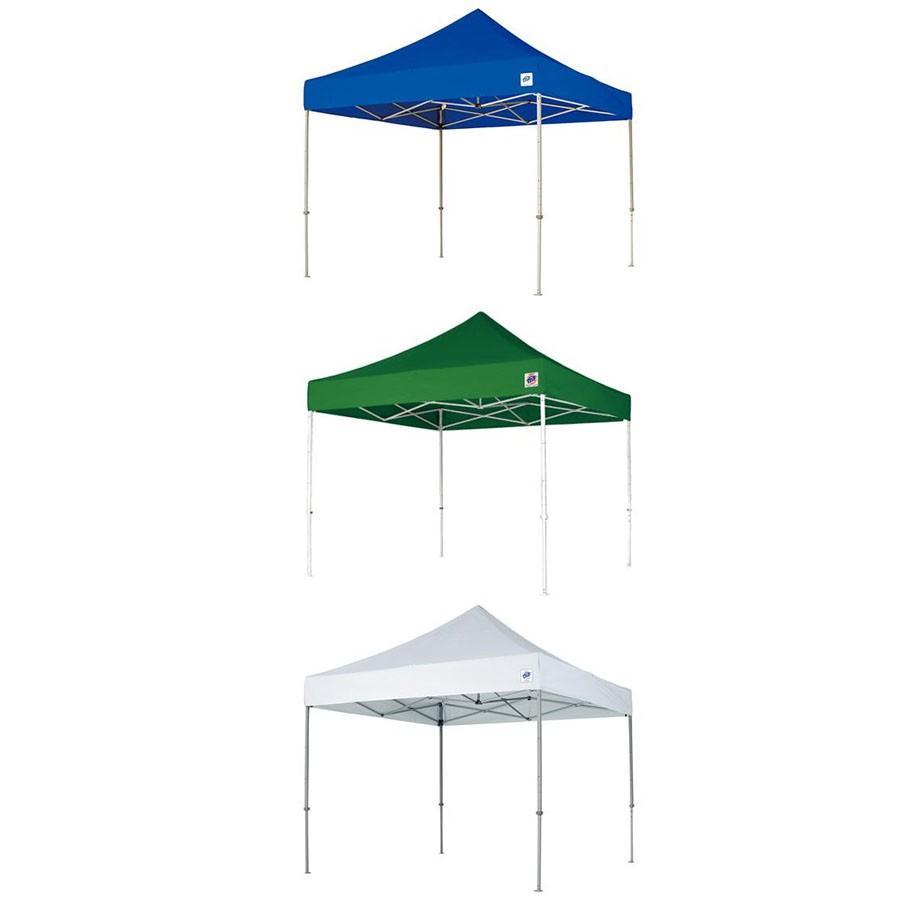 ワンタッチテント イージーアップ・テント デラックス ECLIPSE アルミフレーム 2.5m×2.5m [DXA25-BL・ブルー]