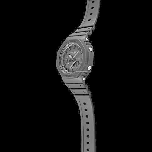 [カシオ] 腕時計 ジーショック カーボンコアガード GA-2100-1A1JF メンズ ブラック unicorn-shop8199 02