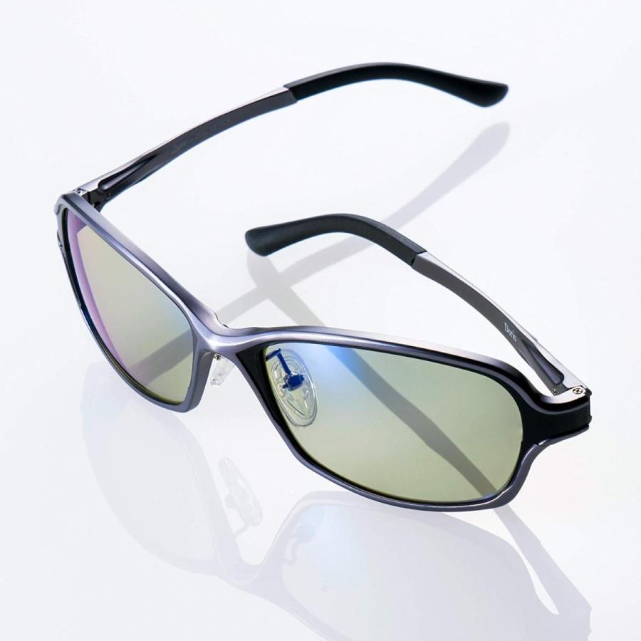 数量限定セール  Zeque(ゼクー)/ Dorio F-1663 ガンメタル&ブラック MIRROR TRUEVIEW FOCUS F-1663/ SILVER MIRROR, GULLIVER Online Shopping:b2d85cab --- airmodconsu.dominiotemporario.com