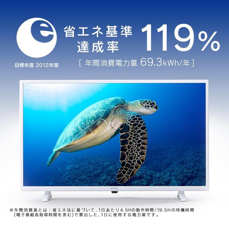 テレビ 32型 新品 液晶テレビ ダブルチューナー 地デジ 液晶 アイリスオーヤマ 32インチ 32V TV 32WB10P アイリスオーヤマ unidy-y 06