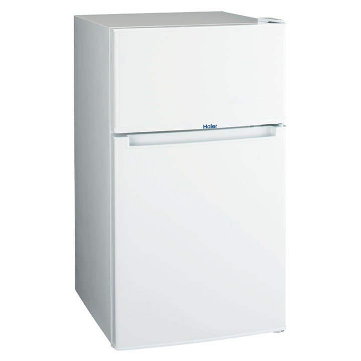 (在庫処分)2ドア直冷冷蔵庫 JR-N85A-W ハイアール unidy-y