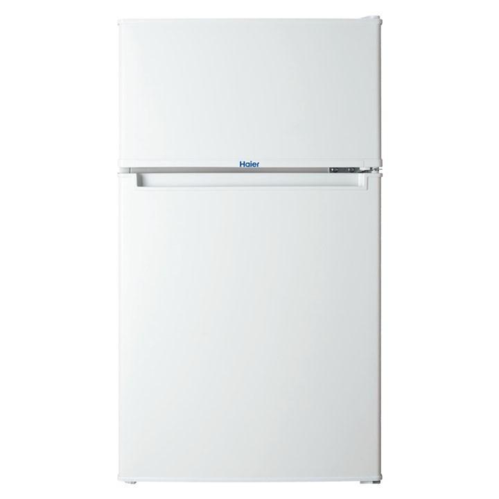 (在庫処分)2ドア直冷冷蔵庫 JR-N85A-W ハイアール unidy-y 02