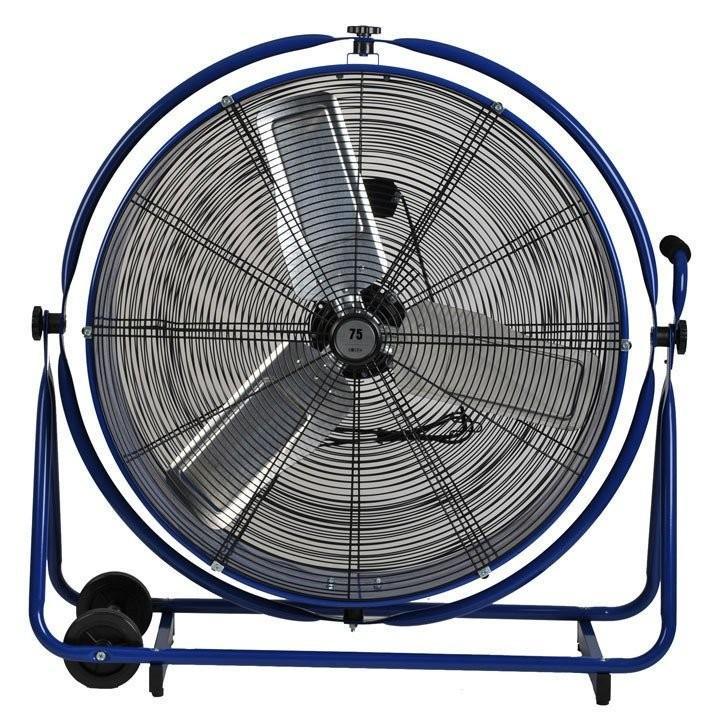 工場扇 大型扇風機 風洞型 KSW0751-A-C 広電