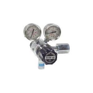 分析機用フィン付二段圧力調整器 NHW-1B NHW1BTRCCH4