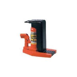 イーグル レバー回転・安全弁付爪ツキジャッキ 爪能力5t 爪ロングタイプ G100L