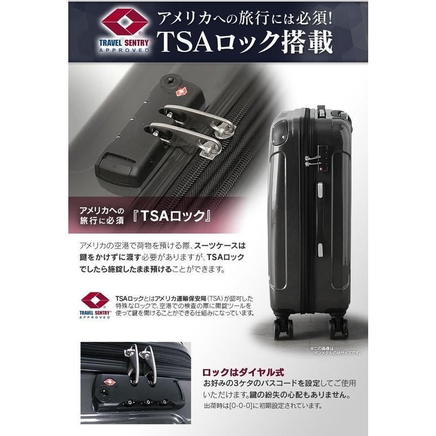 スーツケース 機内持ち込み 軽量 Sサイズ キャリーケース キャリーバッグ 40L 2〜3泊 ビジネス TSA搭載 送料無料 unidy-y 14
