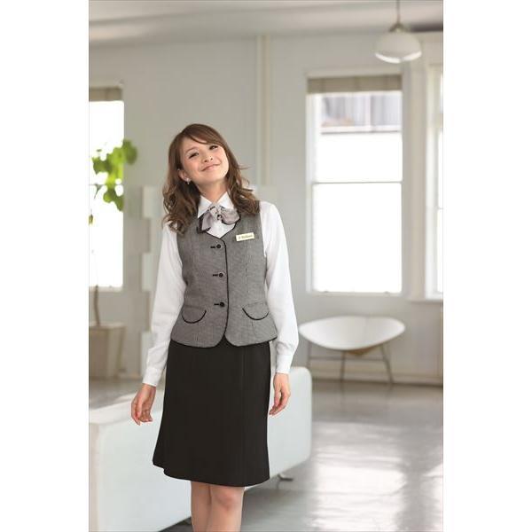 オフィス 事務服 制服 en joie ベスト 11470 アンジョア事務服 Uniform Japan - 通販 - PayPayモール