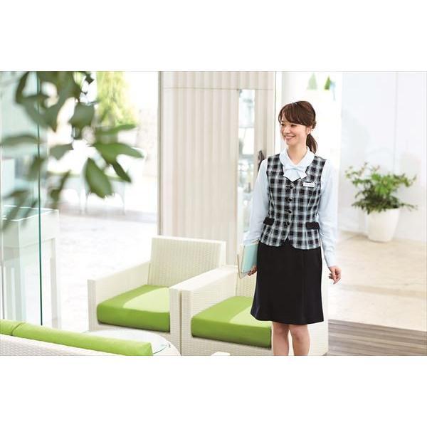 オフィス 事務服 制服 en joie アンジョア ベスト 11740 Uniform Japan - 通販 - PayPayモール