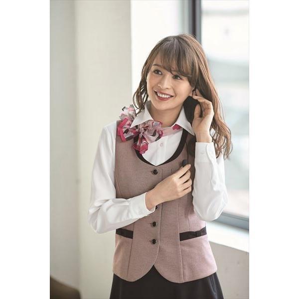 事務服 制服 en joie アンジョア ベスト 11750 Uniform Japan - 通販 - PayPayモール
