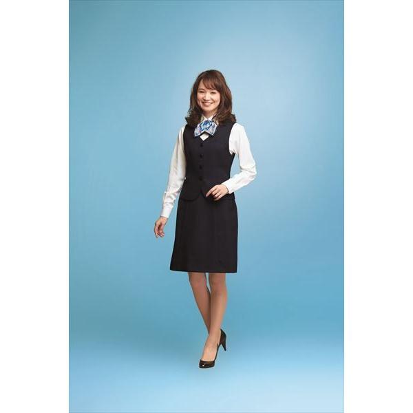 オフィス 事務服 制服 en joie アンジョア ベスト 11760 Uniform Japan - 通販 - PayPayモール