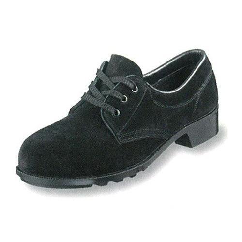 安全靴 耐熱安全靴 B112P(ベロア) エンゼル|uniform-shop