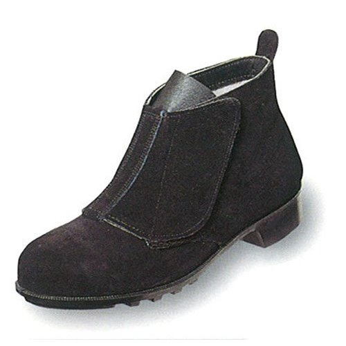 安全靴 耐熱安全靴 B212(ベロア) エンゼル|uniform-shop