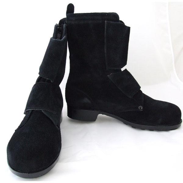 安全靴 耐熱安全靴 B520(ベロア) エンゼル uniform-shop