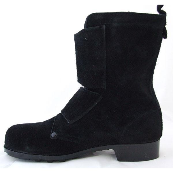 安全靴 耐熱安全靴 B520(ベロア) エンゼル uniform-shop 02