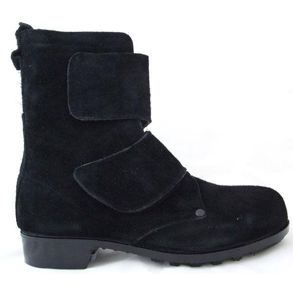 安全靴 耐熱安全靴 B520(ベロア) エンゼル uniform-shop 03