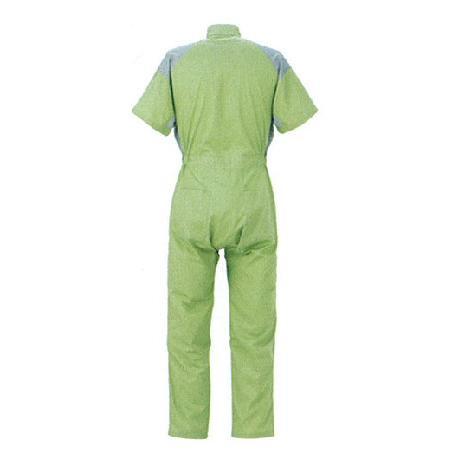 つなぎ服 半袖つなぎ服 411 ヤマタカ|uniform-shop|02
