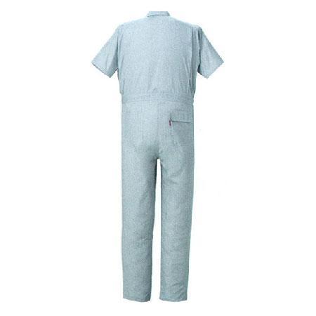 つなぎ服 半袖つなぎ服 PERSON'S P034 ヤマタカ uniform-shop 02