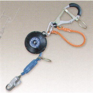 昇降用転落防止器具 ベルブロック式 BB-60C 藤井電工