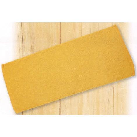 反応染めゴールドタオル バスタオル(800匁/96枚入) BD800G 広洋物産
