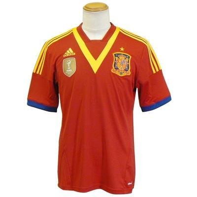 アディダス スペイン代表 ホームレプリカ ユニフォーム