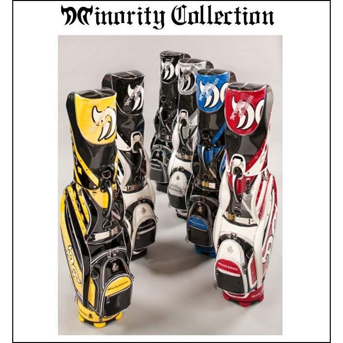 マイノリティコレクション Minority Collection MC-Halogen キャディバッグ 高級 10711