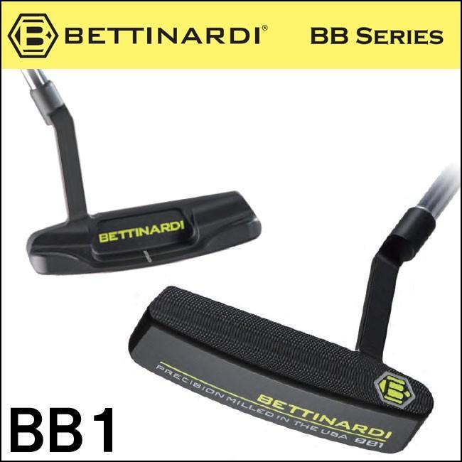 ベティナルディ BETTINARDI メンズ ゴルフ パター BB SERIES BB1 putter
