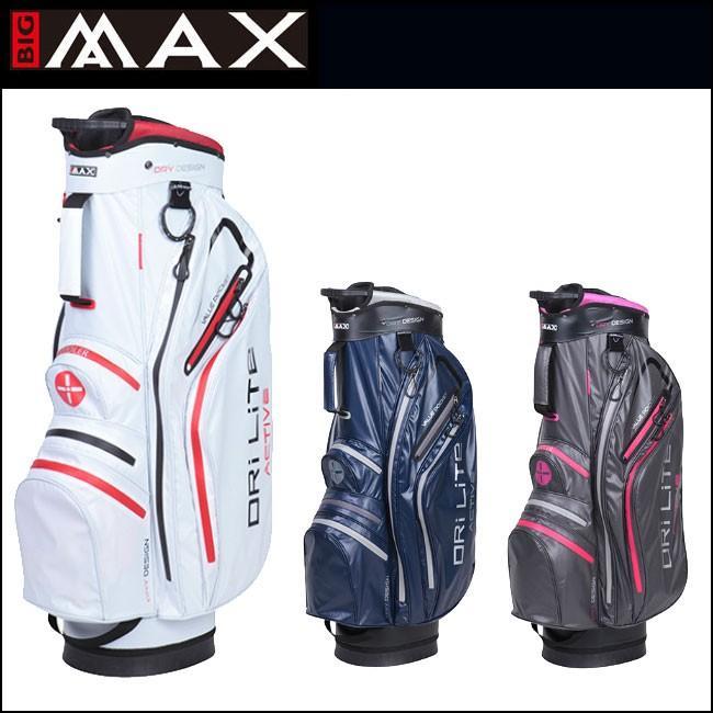 ビッグマックス BIG MAX メンズゴルフ キャディバッグ BMC011 高級