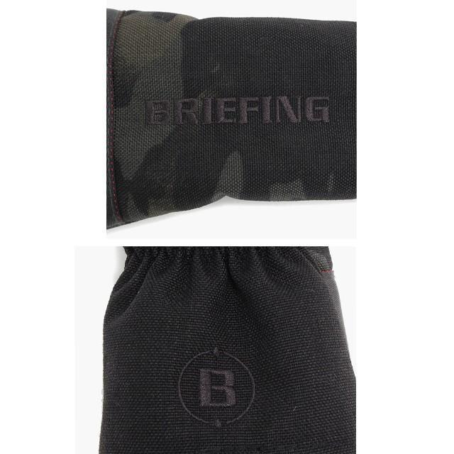 2019 ブリーフィング BRIEFING メンズゴルフ Bシリーズ ユーティリティー UT HEAD COVER BRG191G27|unitedcorrs|04