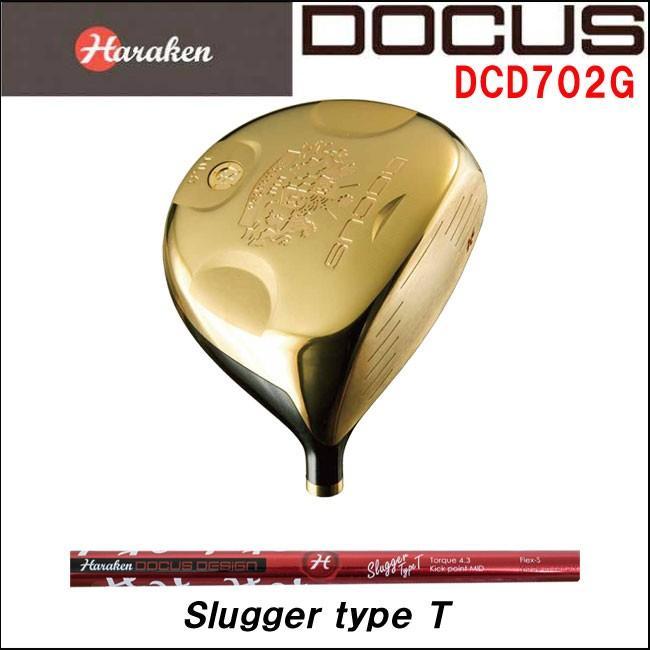 ドゥーカス DOCUS メンズゴルフクラブ DCD702G ドライバー DOCUS Slugger TypeT(■)