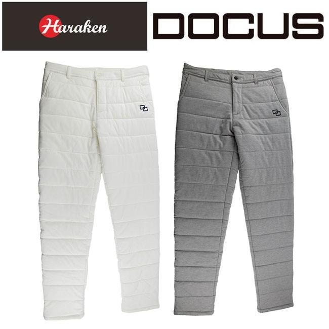 ドゥーカス DOCUS メンズゴルフウェア ボリュームパンツ DCM18A011 あすつく