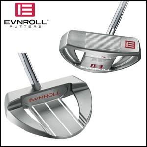 イーブンロール EVNROLL メンズゴルフクラブ ER 7CS フルマレット センターシャフト