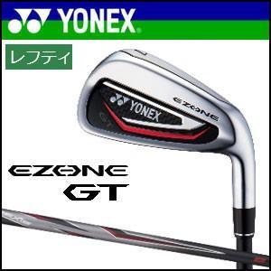 公式サイト ヨネックスゴルフ (YONEX GOLF) EZONE GT レフティ アイアン 5本セット(#6-Pw) カーボンシャフト 左利き, 由利町 da6b78c7