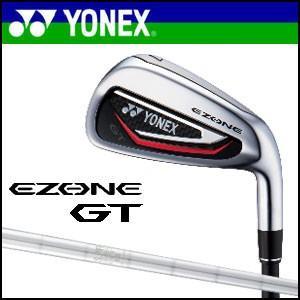 ヨネックスゴルフ YONEX GOLF メンズ ゴルフクラブ EZONE GT IRON イーゾーン GT アイアン 5本セット(#6-Pw) スチールシャフト