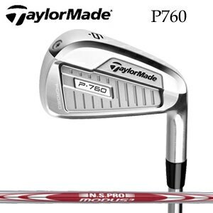 Taylor Made テーラーメイド メンズゴルフクラブ P760 N.S.PRO MODUS3 105 単品(#3、#4) 日本仕様モデル