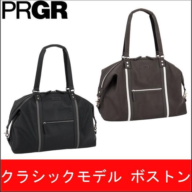 プロギア PRGR メンズゴルフ ボストンバッグ クラシックモデルシリーズ PBB-103 2018