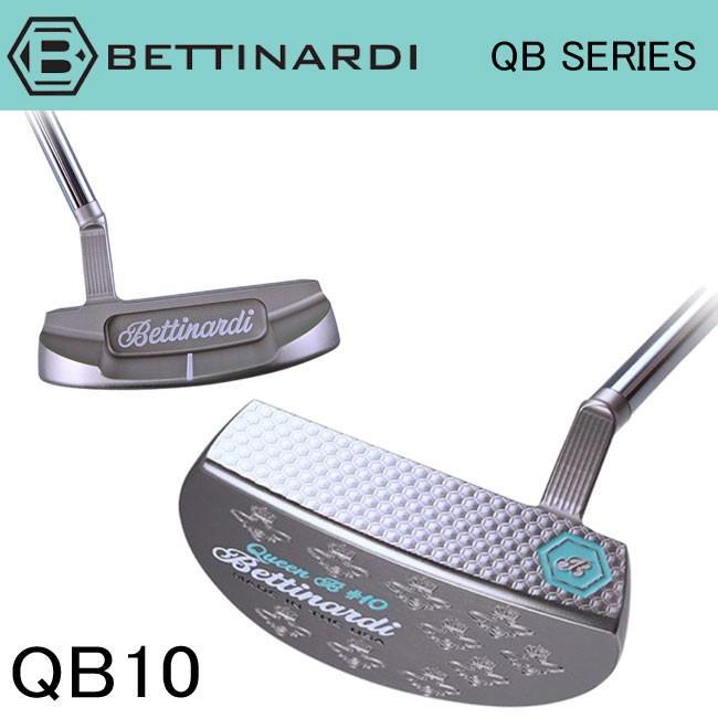 ベティナルディ BETTINARDI メンズ ゴルフ パター QB SERIES QB10 putter QUEEN B