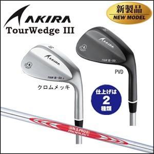 アキラ AKIRA メンズ ゴルフ クラブ TOUR WEDGE3 ツアーウェッジ3 スチール シャフト MODUS3